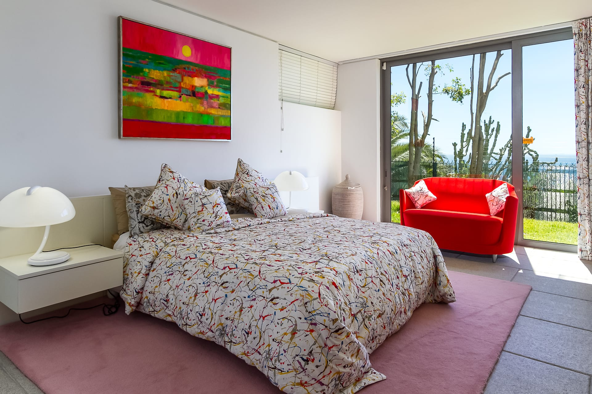 Villa Boma bedroom