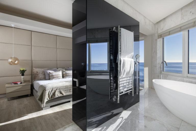 Endless Penthouse modern bedroom