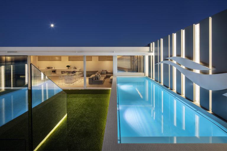 Endless Penthouse - swimming pool